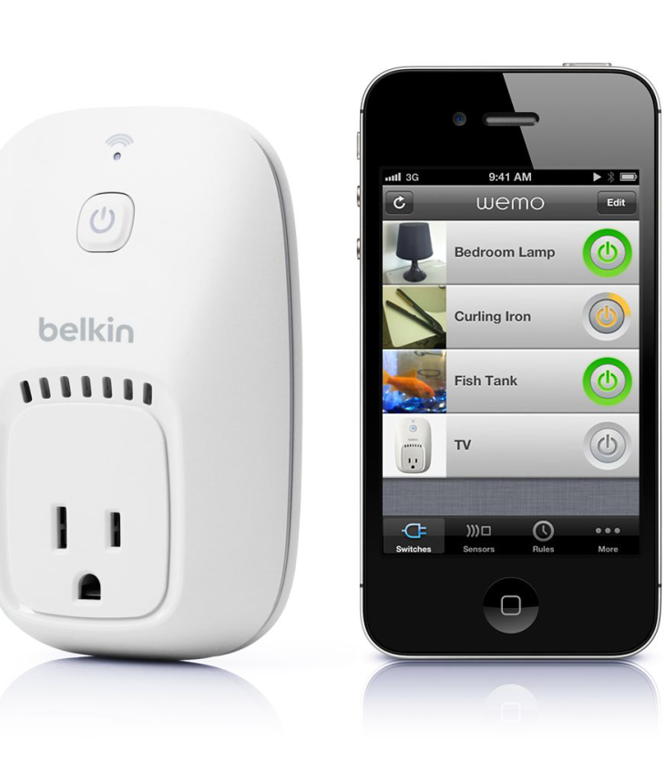 Belkin's WeMo Switch