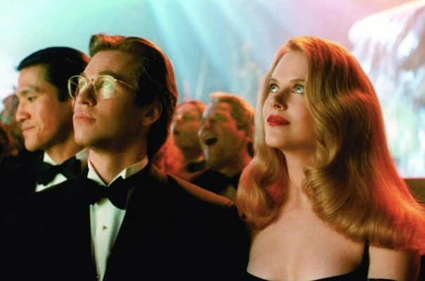 Val Kilmer and Nicole Kidman in 'Batman Forever'.