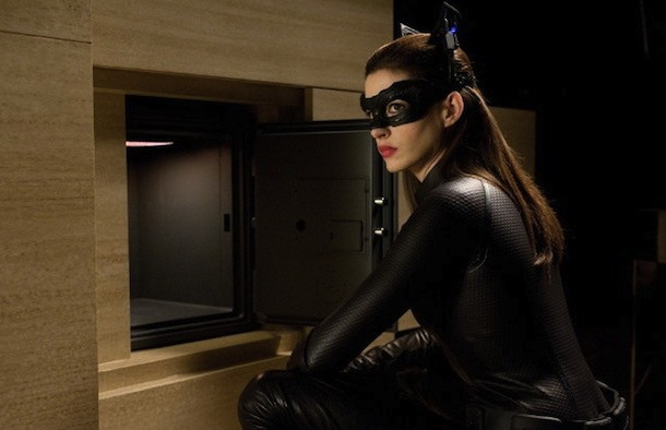Anne Hathaway - Catwoman