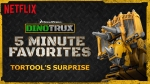 Dinotrux 5 Minute Favorites