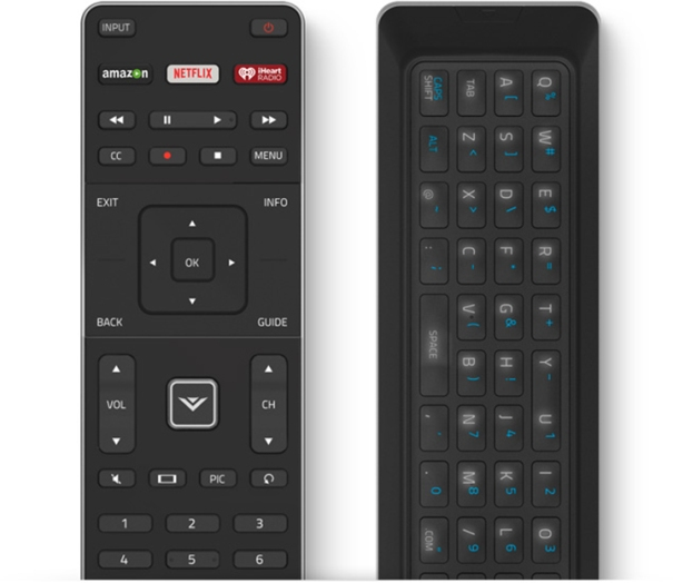Vizio M-Series remote