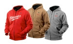 Milwaukee heated hoodies