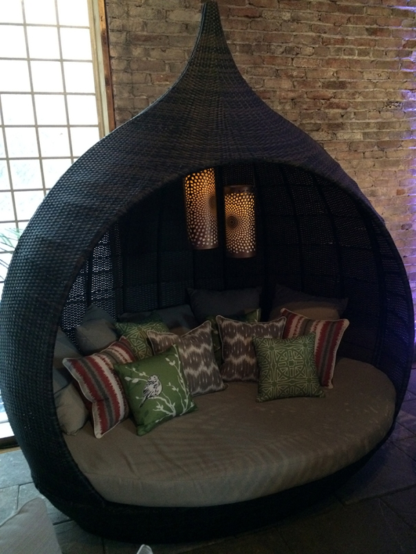Lowe's daybed