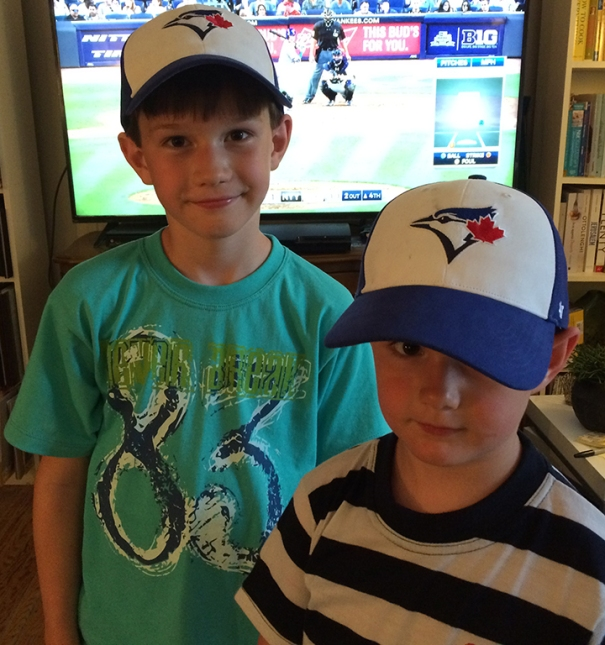 Jr. Jays hats