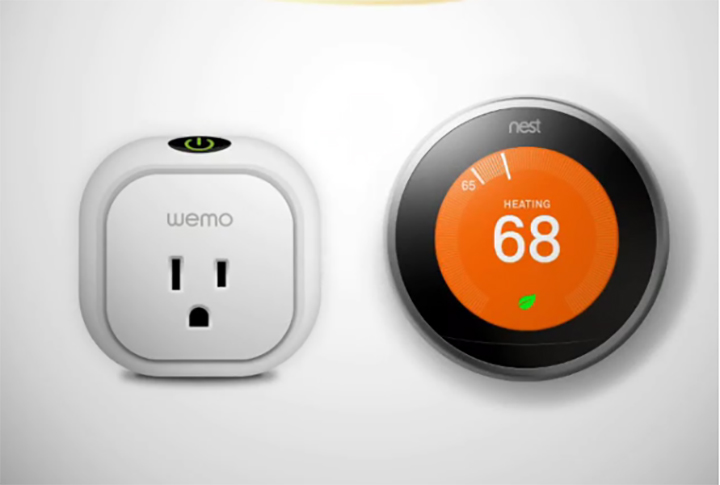 WeMo works with Nest