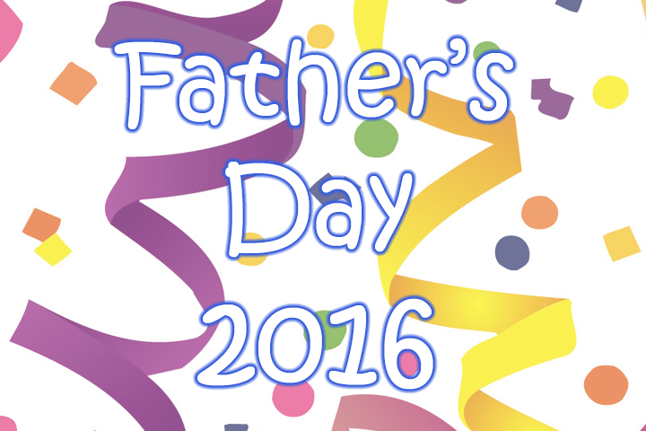 Father's Day 2016