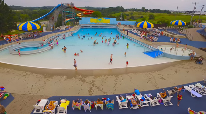 Bingemans Big Splash Waterpark