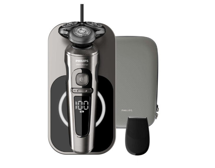 Philips S9000 Prestige wet and dry shaver