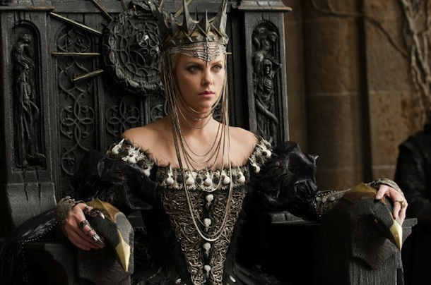 Charlize Theron as Ravenna